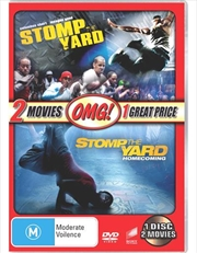 Stomp The Yard / Stomp The Yard 2 - Homecoming | OMG! - Double Pack | DVD