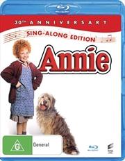 Annie | Blu-ray