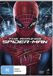 Amazing Spider-Man, The | DVD