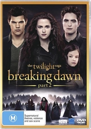 Twilight Saga - Breaking Dawn - Part 2, The | DVD