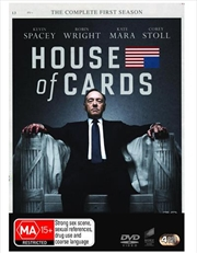 House Of Cards - Season 1 | DVD
