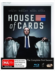 House Of Cards - Season 1 | Blu-ray