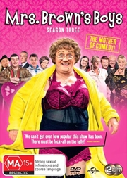 Mrs. Brown's Boys - Series 3 | DVD