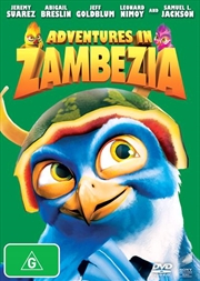 Adventures In Zambezia | Big Face | DVD
