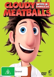 Cloudy With A Chance Of Meatballs | Big Face | DVD
