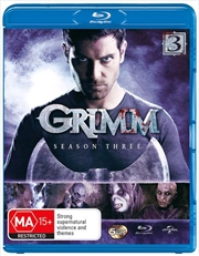 Grimm - Season 3 | Blu-ray