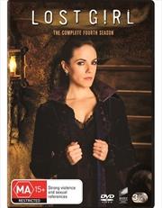 Lost Girl - Season 4   DVD