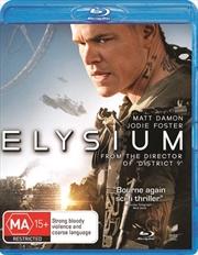 Elysium | Blu-ray