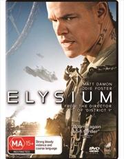 Elysium | DVD
