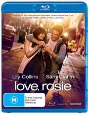 Love, Rosie | Blu-ray