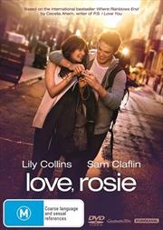 Love, Rosie | DVD