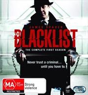 Blacklist - Season 1, The | Blu-ray