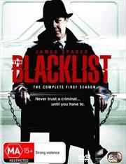 Blacklist - Season 1, The | DVD