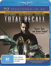 Total Recall | Blu-ray + UHD | Blu-ray