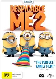 Despicable Me 2 | DVD