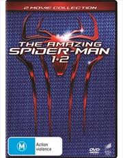 Amazing Spider-Man / The Amazing Spider-Man 2, The | DVD