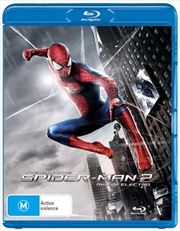 Amazing Spider-Man 2 - Rise Of Electro, The | Blu-ray