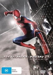 Amazing Spider-Man 2 - Rise Of Electro, The | DVD