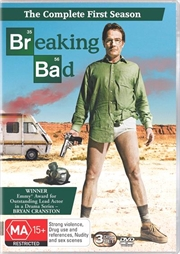 Breaking Bad - Season 01 | DVD