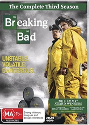 Breaking Bad - Season 03 | DVD