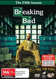 Breaking Bad - Season 5 | DVD