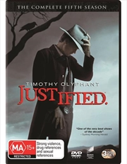Justified - Season 5 | DVD