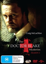 Doctor Blake Mysteries - Season 1, The | DVD