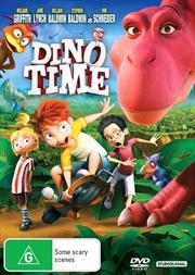 Dino Time   DVD