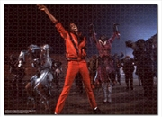 Thriller - Michael Jackson 1000 Piece Puzzle  (SANITY EXCLUSIVE) | Merchandise