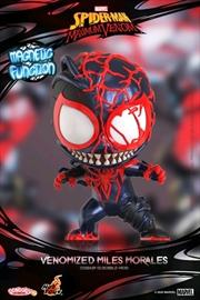 Venom - Venomized Miles Morales Cosbaby | Merchandise