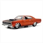 Fast & Furious - 1970 Plymouth Road Runner 1:32 Hollywood Ride | Merchandise