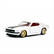 Fast & Furious - 1969 Ford Mustang Mk1 1:32 Hollywood Ride | Merchandise