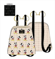 Loungefly - Mickey Mouse - Hardware Backpack | Apparel
