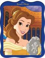 Beauty And The Beast Happy Tin (Disney Princess) | Books