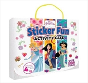 Disney Princess: Sticker Fun Activity Case (New Edition) | Books