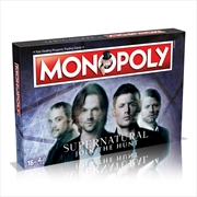 Monopoly - Supernatural Edition | Merchandise