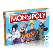 Monopoly - Naruto Edition | Merchandise