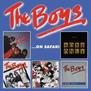 Boys On Safari | CD