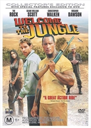Welcome To The Jungle | DVD
