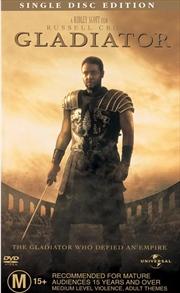Gladiator - Single Disc Edition | DVD