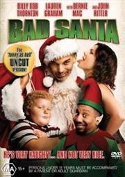 Bad Santa | DVD