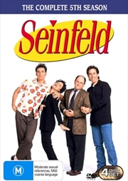 Seinfeld - Vol 04 (DVD) | DVD