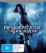 Resident Evil - Apocalypse | Blu-ray