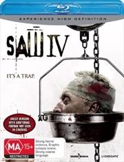 Saw 4 | Blu-ray