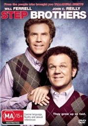 Step Brothers | DVD