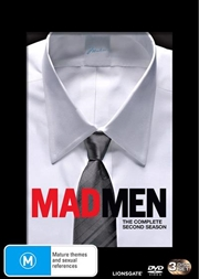 Mad Men- The Complete Second Season | DVD