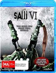 Saw VI | Blu-ray