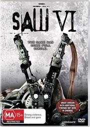 Saw VI | DVD