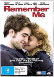Remember Me | DVD