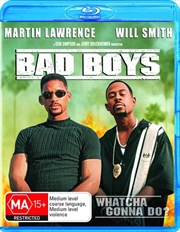 Bad Boys | Blu-ray